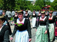 Trachten in Bayern: Regionen und Formen