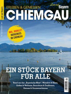 zum SHOP: Chiemgau 2021
